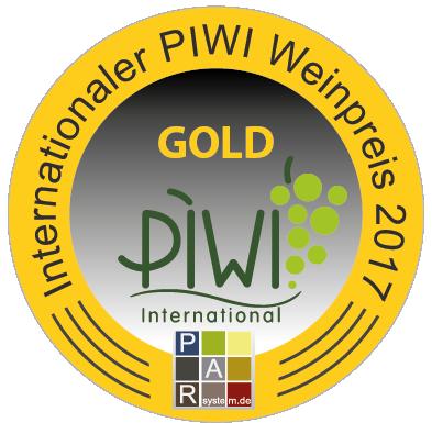 <?=Goldmedaille bei Piwi International?>