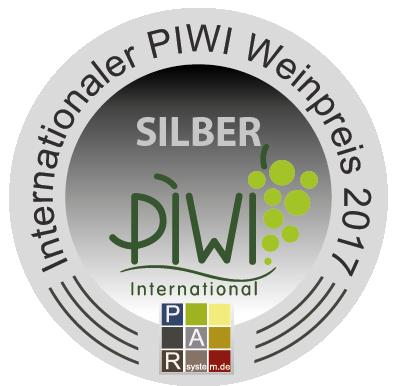 <?=Silbermedaille bei Piwi International?>